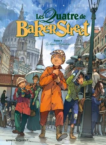 Les Quatre de Baker Street - Tome 02