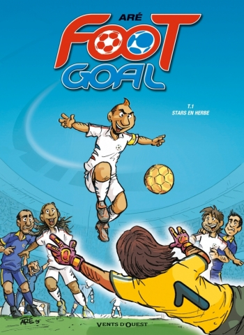 Foot Goal - Tome 01