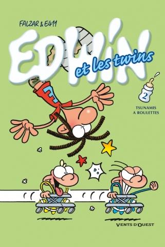 Edwin et les Twins - Tome 02