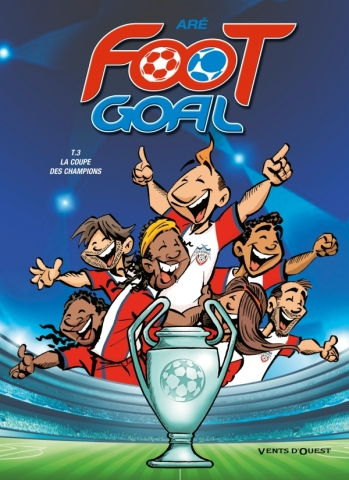Foot Goal - Tome 03