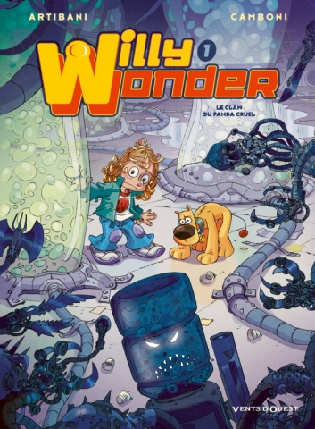 Willy Wonder - Tome 01