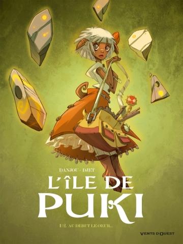 L'Île de Puki - Tome 01