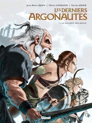 Les Derniers Argonautes - Tome 01