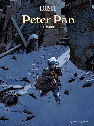 Peter Pan - Tome 01