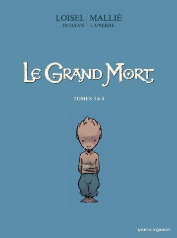 Le Grand Mort - Coffret Tomes 3 et 4