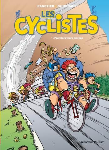 Les Cyclistes - Tome 01