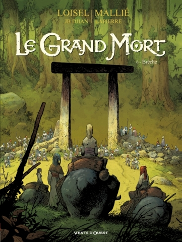 Le Grand Mort - Tome 06