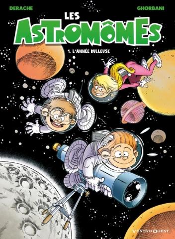 Les Astromômes - Tome 01