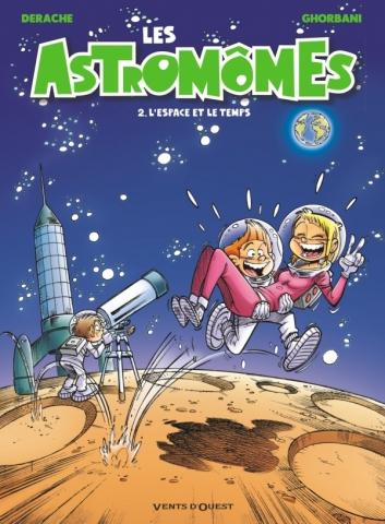 Les Astromômes - Tome 02