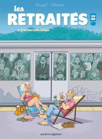 Les Retraités en BD - Tome 01