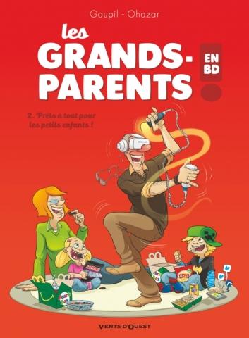 Les Grands-Parents en BD - Tome 02