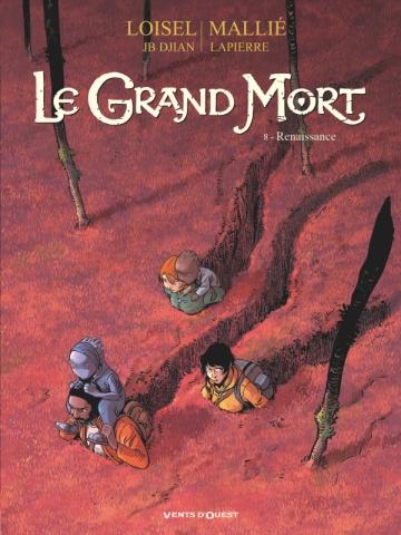 Le Grand Mort - Tome 08