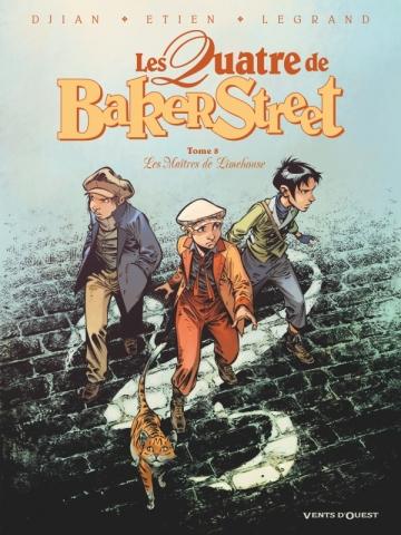 Les Quatre de Baker Street - Tome 08