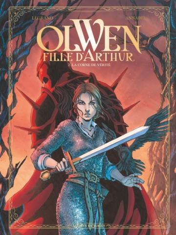Olwen, fille d'Arthur - Tome 02