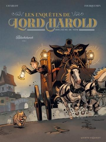 Les Enquêtes de Lord Harold, douzième du nom - Tome 01