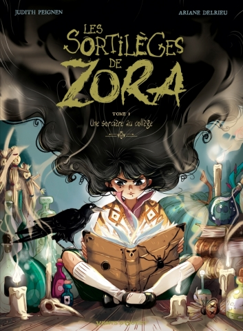 Les Sortilèges de Zora - Tome 01