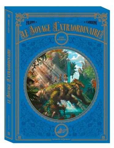 Le Voyage extraordinaire - Coffret Tomes 04 à 06