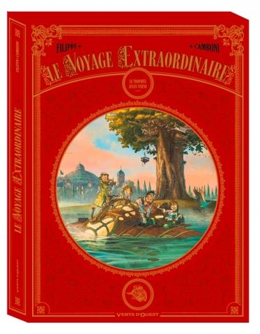 Le Voyage extraordinaire - Coffret Tomes 01 à 03