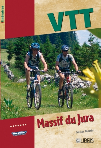 VTT dans le massif du Jura