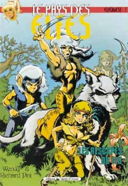 Le Pays des elfes - Tome 01