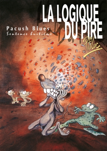 Pacush Blues - Tome 08