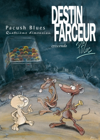 Pacush Blues - Tome 04