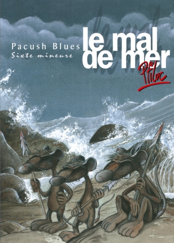 Pacush Blues - Tome 06