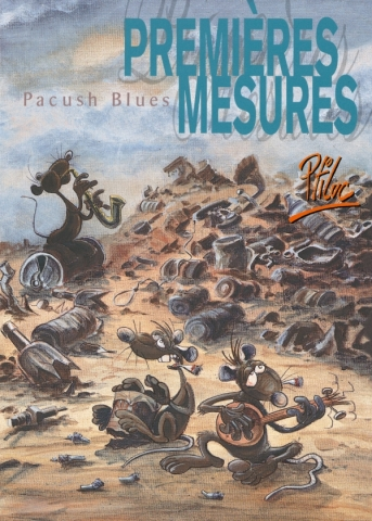 Pacush Blues - Tome 01
