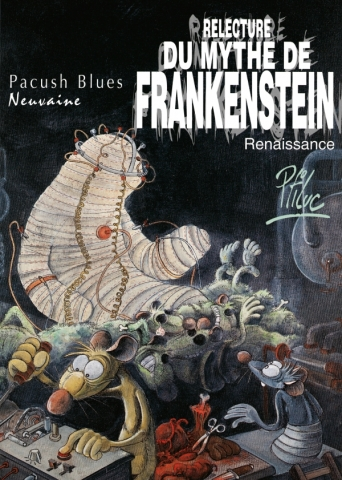 Pacush Blues - Tome 09