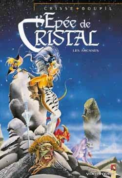 Les Arcanes de L'Épée de cristal