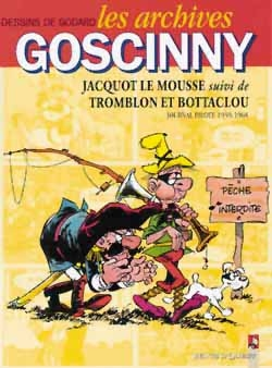 Les Archives Goscinny - Tome 04