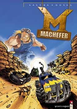 Mâchefer - Tome 01