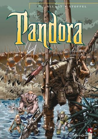 Pandora - Tome 02