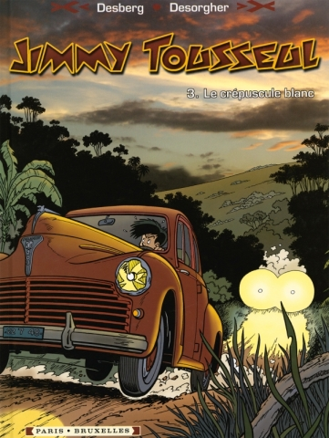 Jimmy Tousseul - Tome 03