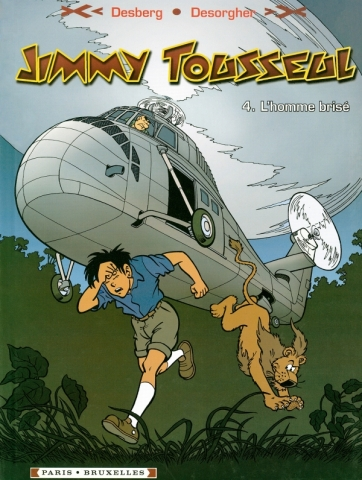 Jimmy Tousseul - Tome 04