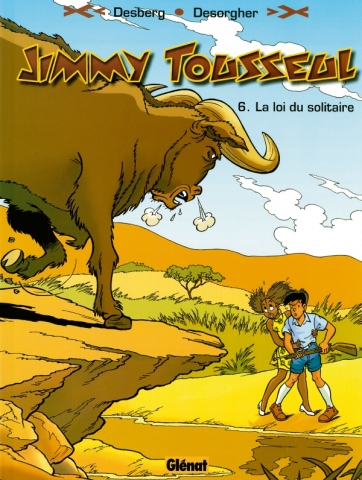 Jimmy Tousseul - Tome 06