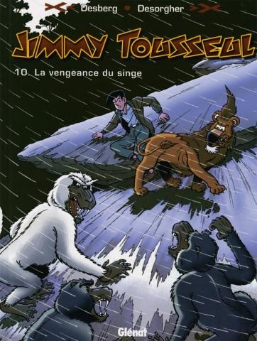 Jimmy Tousseul - Tome 10