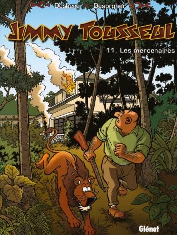 Jimmy Tousseul - Tome 11