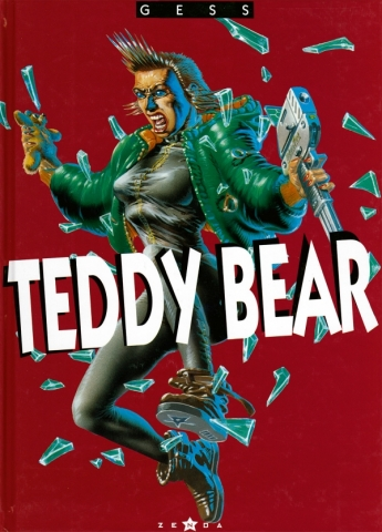 Teddy bear - Tome 01