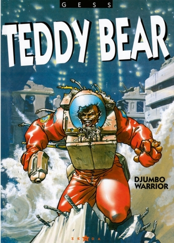 Teddy bear - Tome 02