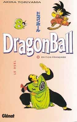 Dragon Ball (sens français) - Tome 08