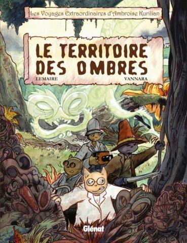 Les voyages extraordinaires d'Ambroise Kurilian - Tome 01