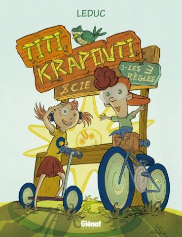 Titi Krapouti et Cie - Tome 01
