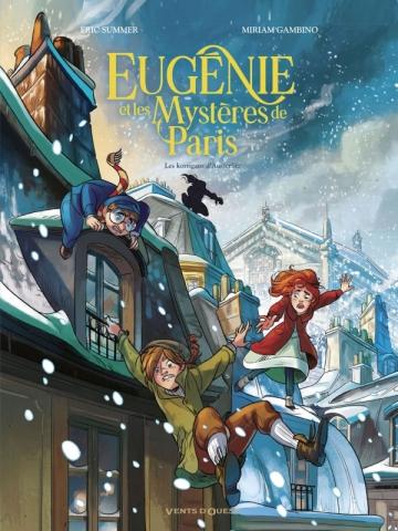 Eugénie et les mystères de Paris - Tome 02