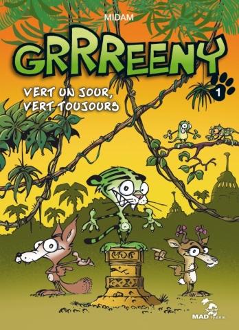 Grrreeny - Tome 01