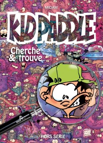 Kid Paddle - Cherche et Trouve