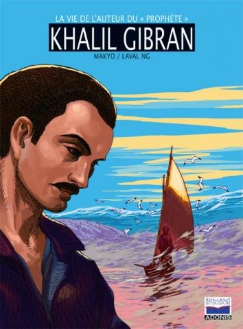 """La vie de l'auteur du """"prophète"""" Khalil Gibran"""