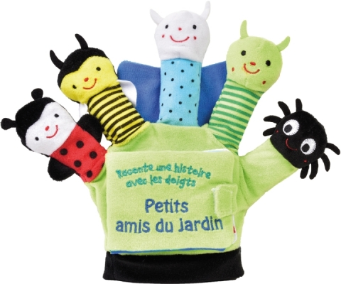 Petits amis du jardin - Livre Gant