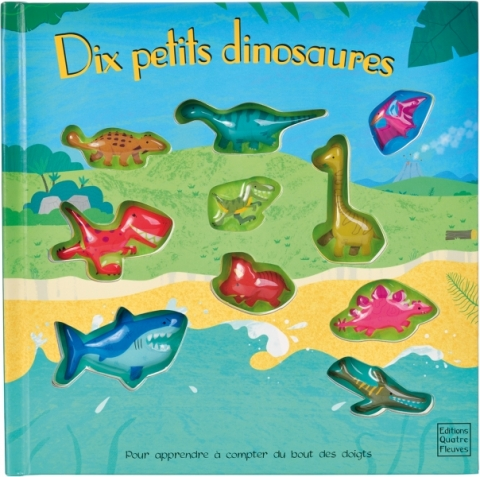 Dix petits dinosaures