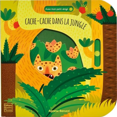 Cache-cache dans la jungle !